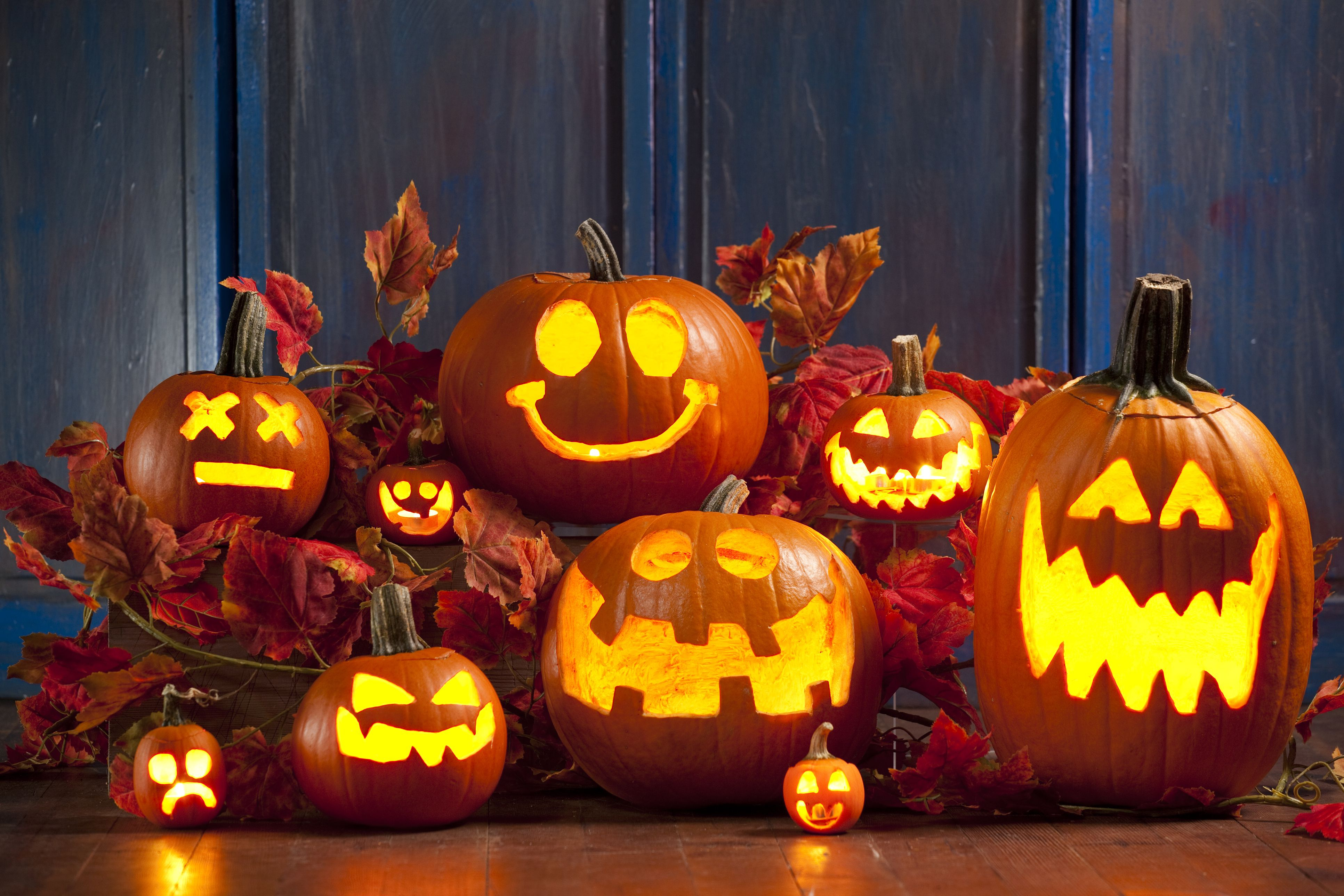 Free Pumpkin Carving Patterns And Templates For Halloween - Scary Pumpkin Patterns Free Printable