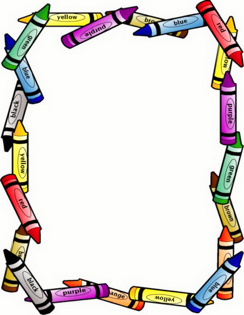 Free School Page Borders, Download Free Clip Art, Free Clip Art On - Free Printable Summer Borders