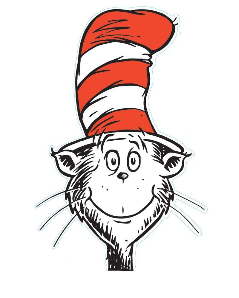 Free The Cat In The Hat Printables | Mysunwillshine | Dr. Seuss - Free Printable Cat In The Hat Pictures