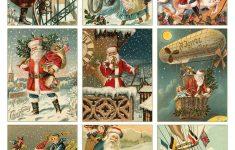 Free Printable German Christmas Cards