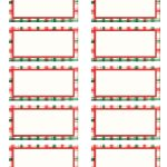 Free+Avery+Christmas+Tag+Label+Template | The Teacher In Me   Free Printable Christmas Address Labels Avery 5160