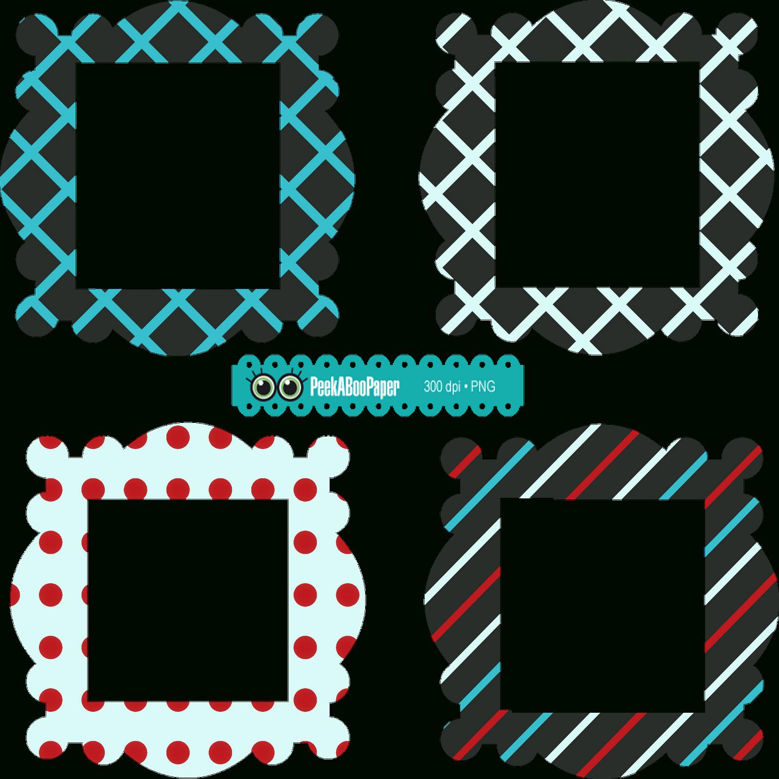 Free+Printable+Scrapbooking+Scrapbook+Frames | Sticker Charts - Free Printable Frames For Scrapbooking