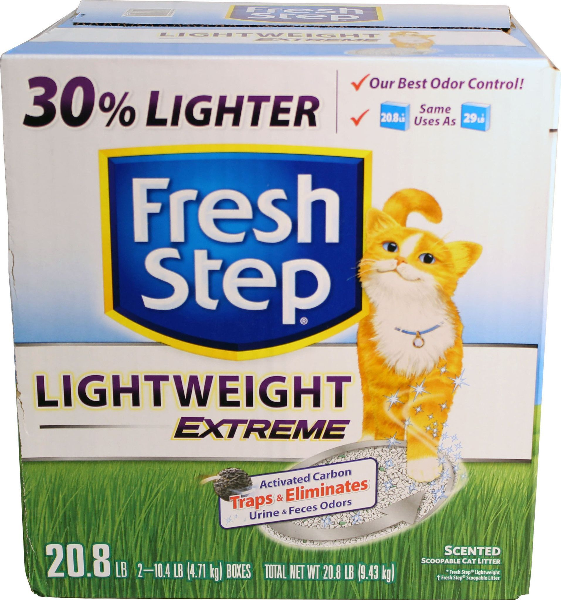 Fresh Step Lightweight Extreme Cat Litter | Products | Pinterest - Free Printable Scoop Away Coupons