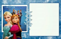 Frozen Party: Free Printable Invitations. | Oh My Fiesta! In English – Free Printable Frozen Birthday Invitations