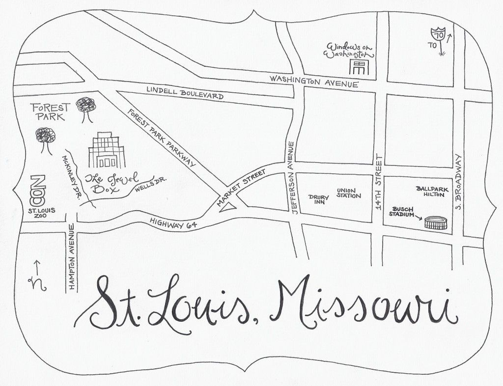 Fun Hand Drawn Map For Wedding Directionsi Like This Idea! | From - Free Printable Wedding Maps