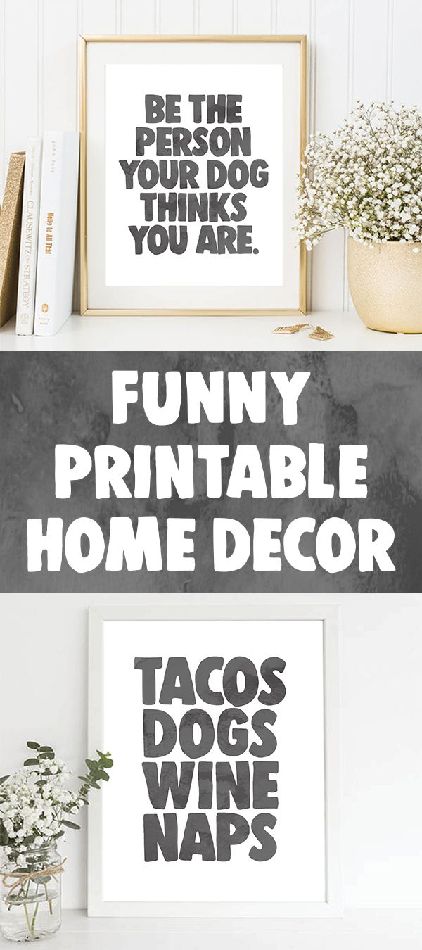 Funny Quotes | Emerald And Mint Designs | Printables, Diy, Free - Free Printable Funny Signs