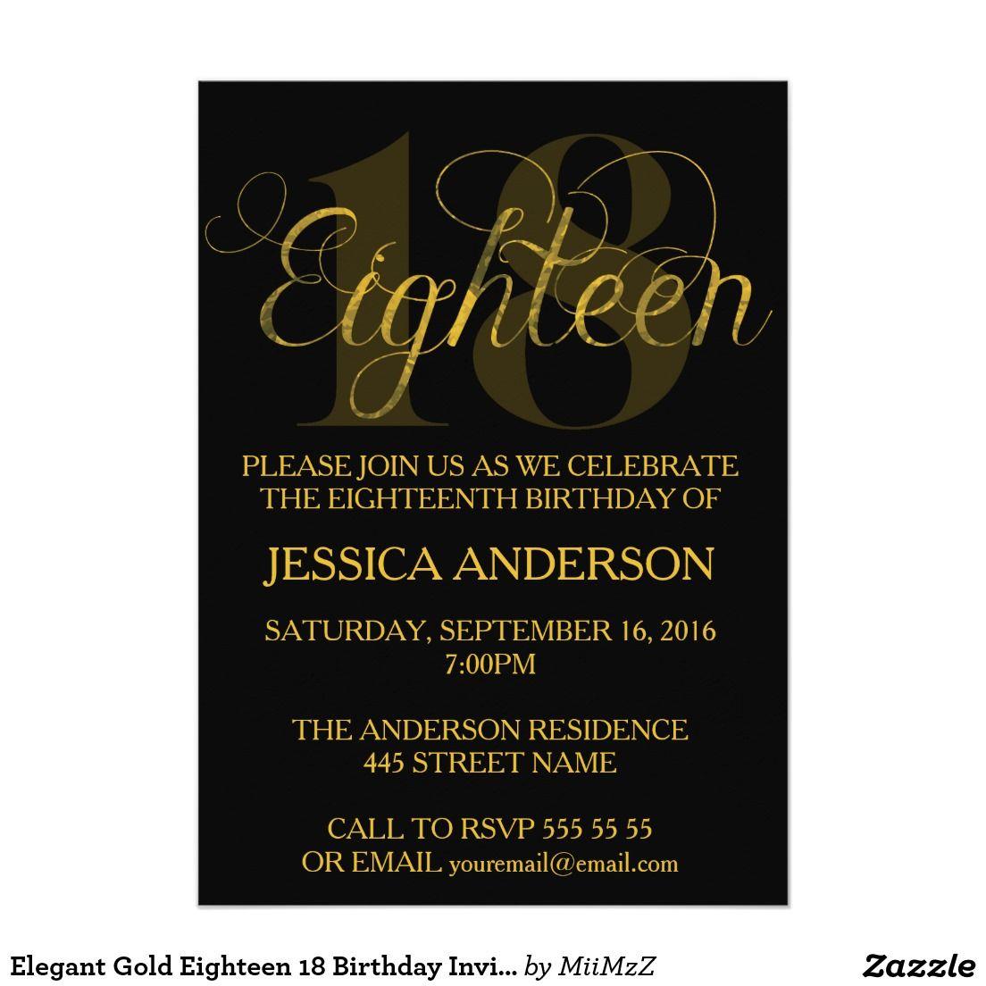 Get Free 18Th Birthday Invitations Wording | Bagvania Invitation - Free Printable 18Th Birthday Invitations