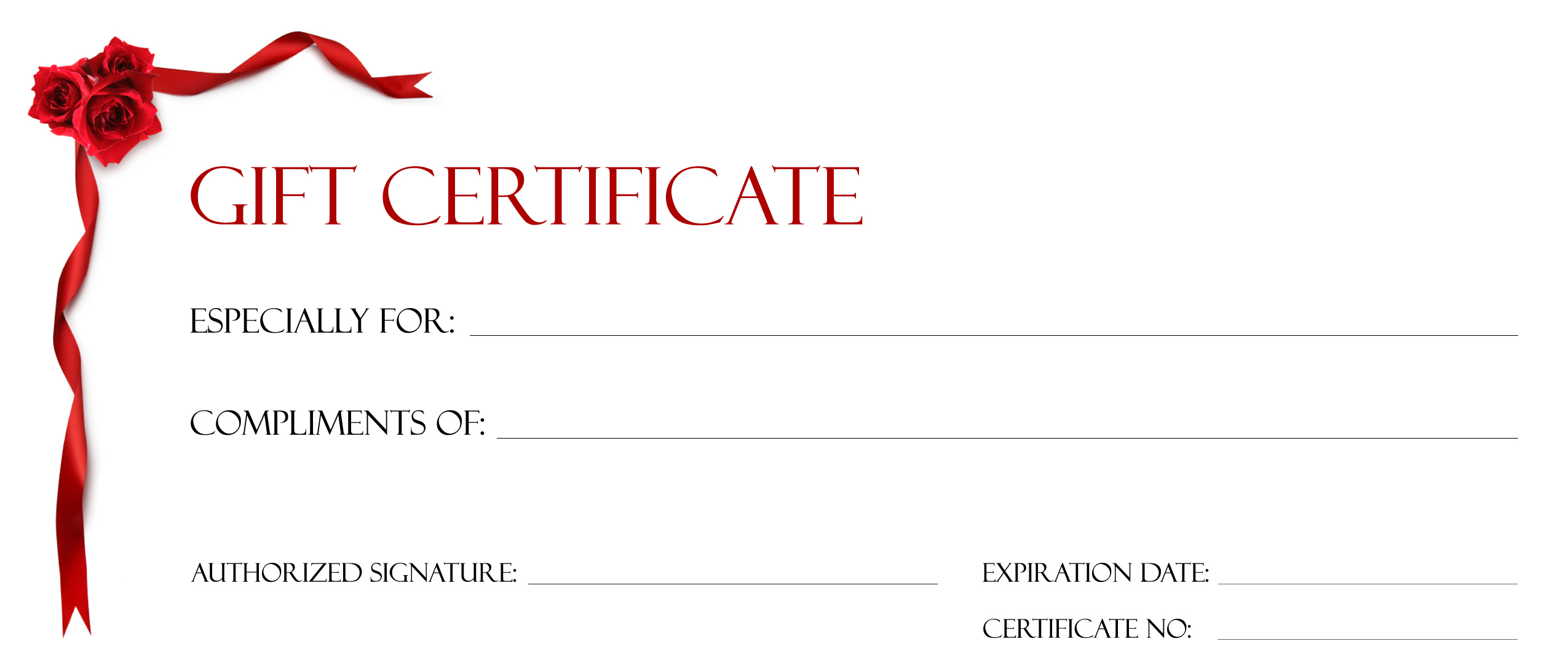 Gift Certificate Template Google Docs - Reeviewer.co - Free Printable Tattoo Gift Certificates