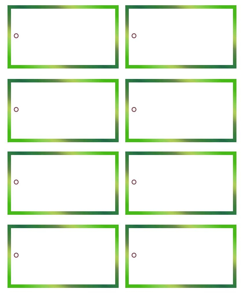 Gift Tag Template Ms Word - Free Printable Gift Tag Templates For - Free Printable Gift Tag Templates For Word