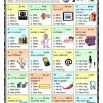 Grammar Meets Conversation: Wh Questions (1)   Getting To Know You   Free Printable English Conversation Worksheets