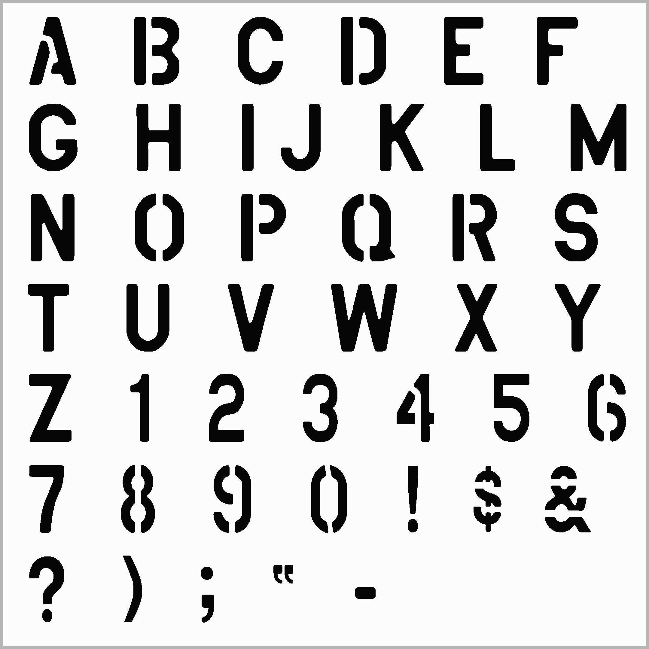 Greek Letter Stencils Grletter Good Free Printable Alphabet Examples - Free Printable Greek Letters