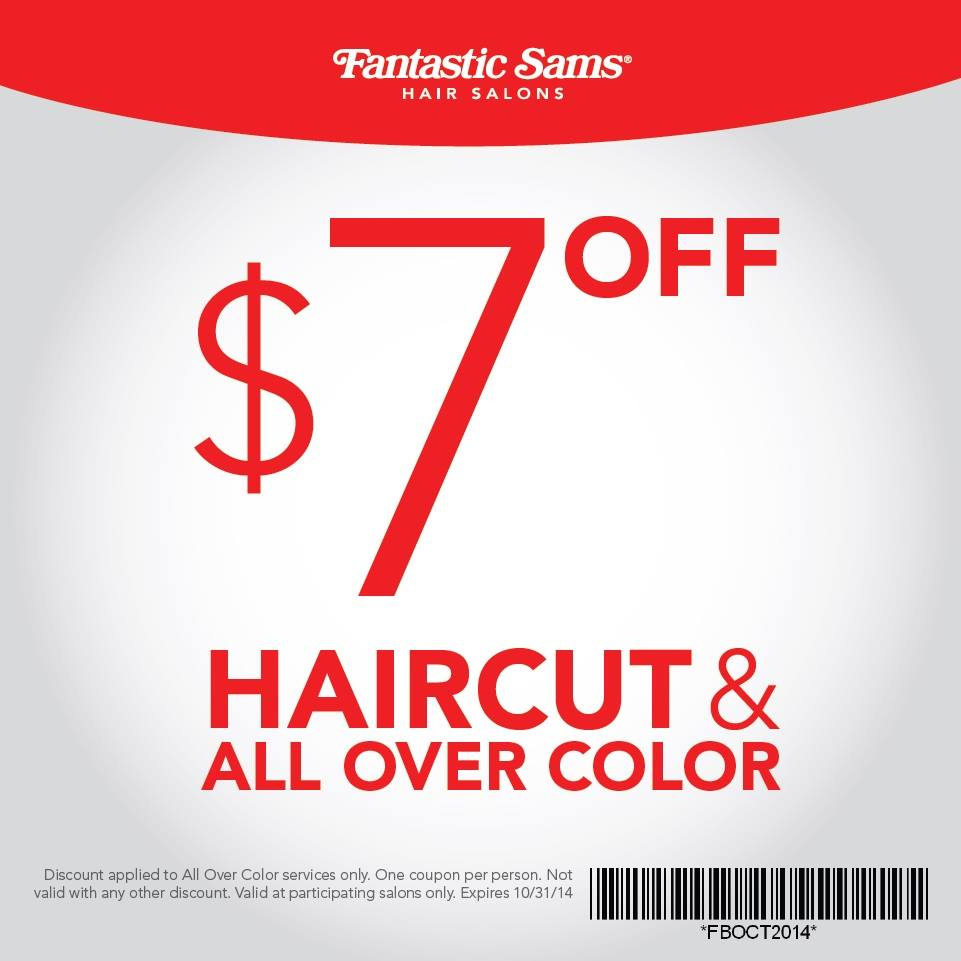 Haircut And Color Coupons - Stores Carry Republic Tea - Free Printable Coupons For Fantastic Sams