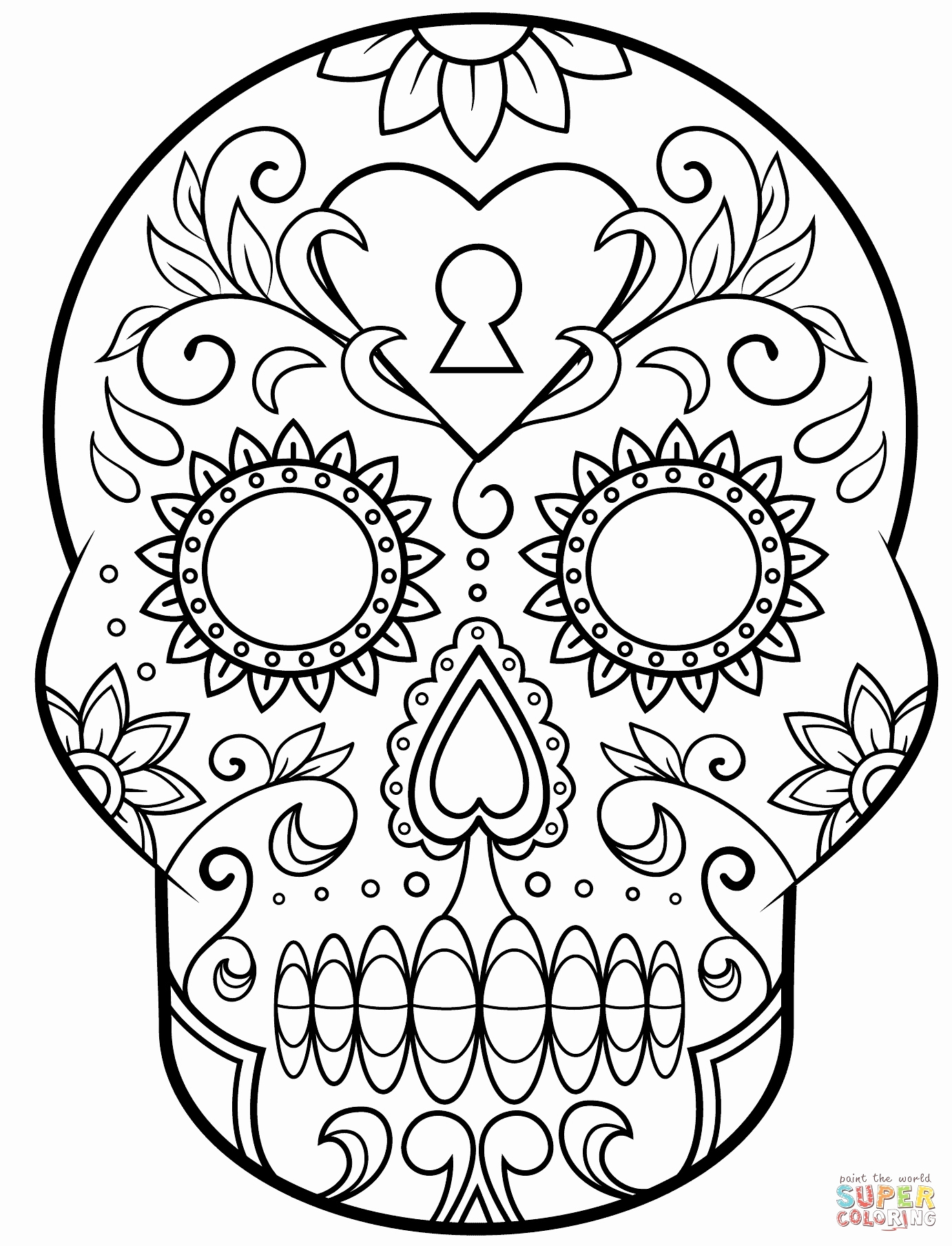 Halloween Coloring Pages Skeleton | Free Coloring Pages - Free Printable Skeleton Coloring Pages