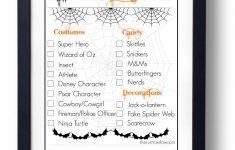 Halloween Scavenger Hunt With Free Printable – Free Printable Halloween Scavenger Hunt