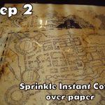 Harry Potter Paraphernalia: Marauder's Map: Inside And Outside   Free Printable Marauders Map