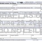 Here's How The New Postcard Sized 1040 Differs From Your Current Tax   Free Printable Irs 1040 Forms