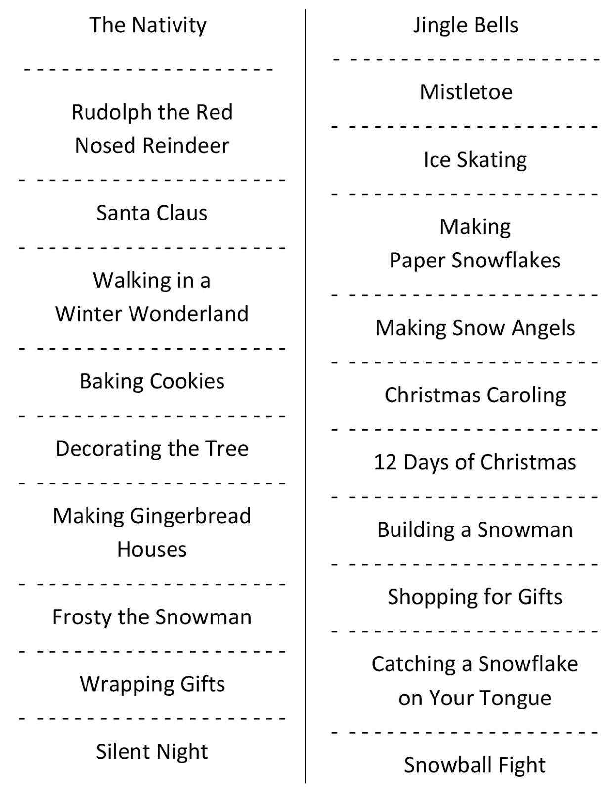 Holiday Party Games For Adults Christmas The Office Elegant - Holiday Office Party Games Free Printable