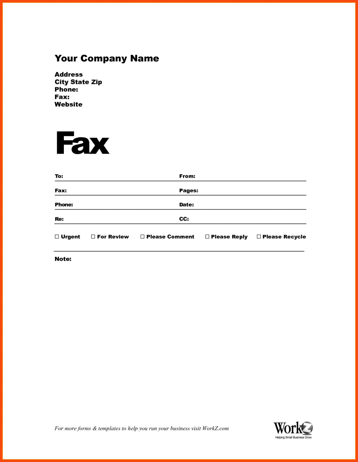 How To Fill Out A Fax Cover Sheet [Free]^^ Fax Cover Sheet Template - Free Printable Fax Cover Sheet