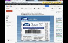 How To Get A Free Lowes 10% Off Coupon – Email Delivery – Youtube – Free Printable Lowes Coupons