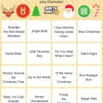 How To Play Christmas Charades: Free Printable Games! | Christmas   Free Printable Christmas Charades Cards
