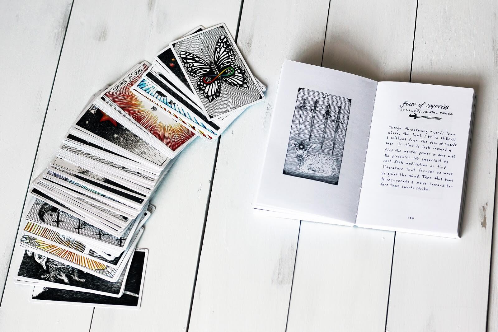 How To Read Tarot Cards For Beginners | Biddytarot Blog - Printable Tarot Cards Pdf Free