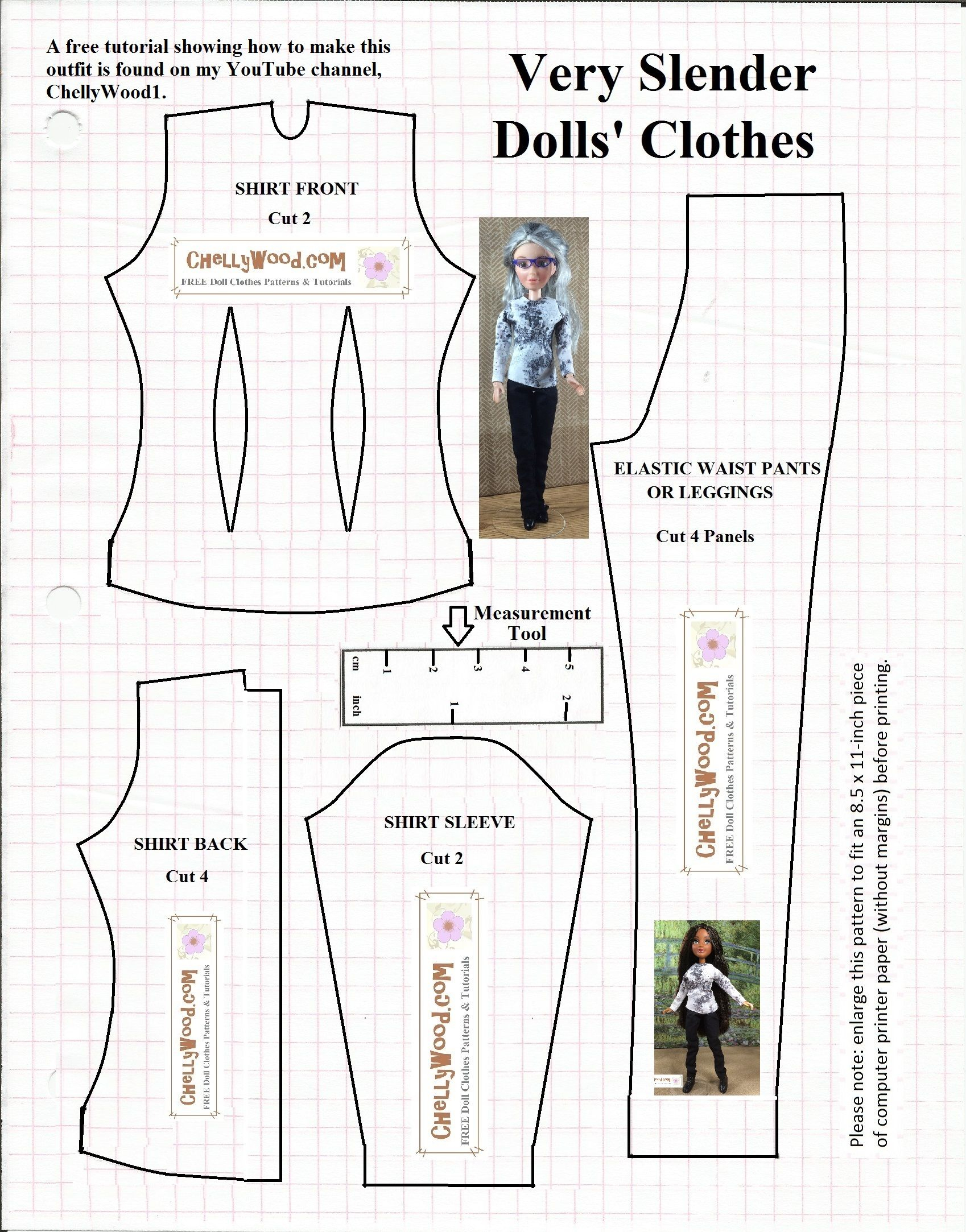 Image Result For Free Printable Ken Doll Clothes Patterns | Barbie - Free Printable Patterns For Sewing Doll Clothes
