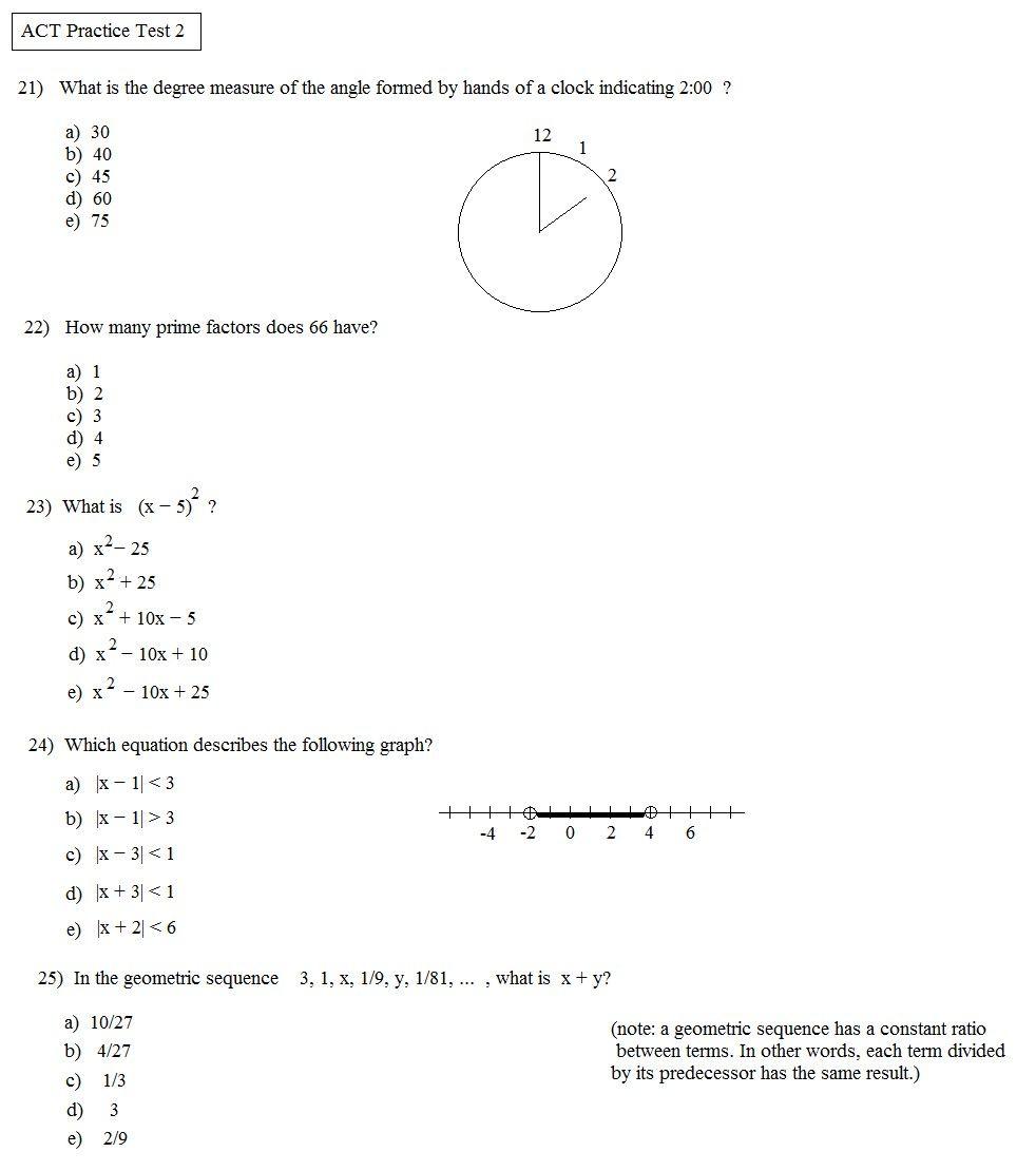 Integers Worksheet Pdf - Briefencounters Worksheet Template Samples - Free Printable Asvab Math Practice Test
