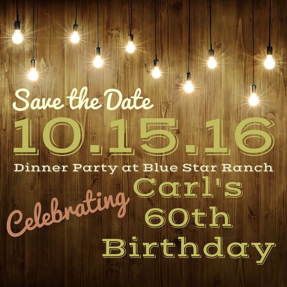 Invitation Maker: Create Invitations For Free   Adobe Spark - Free Printable Save The Date Birthday Invitations