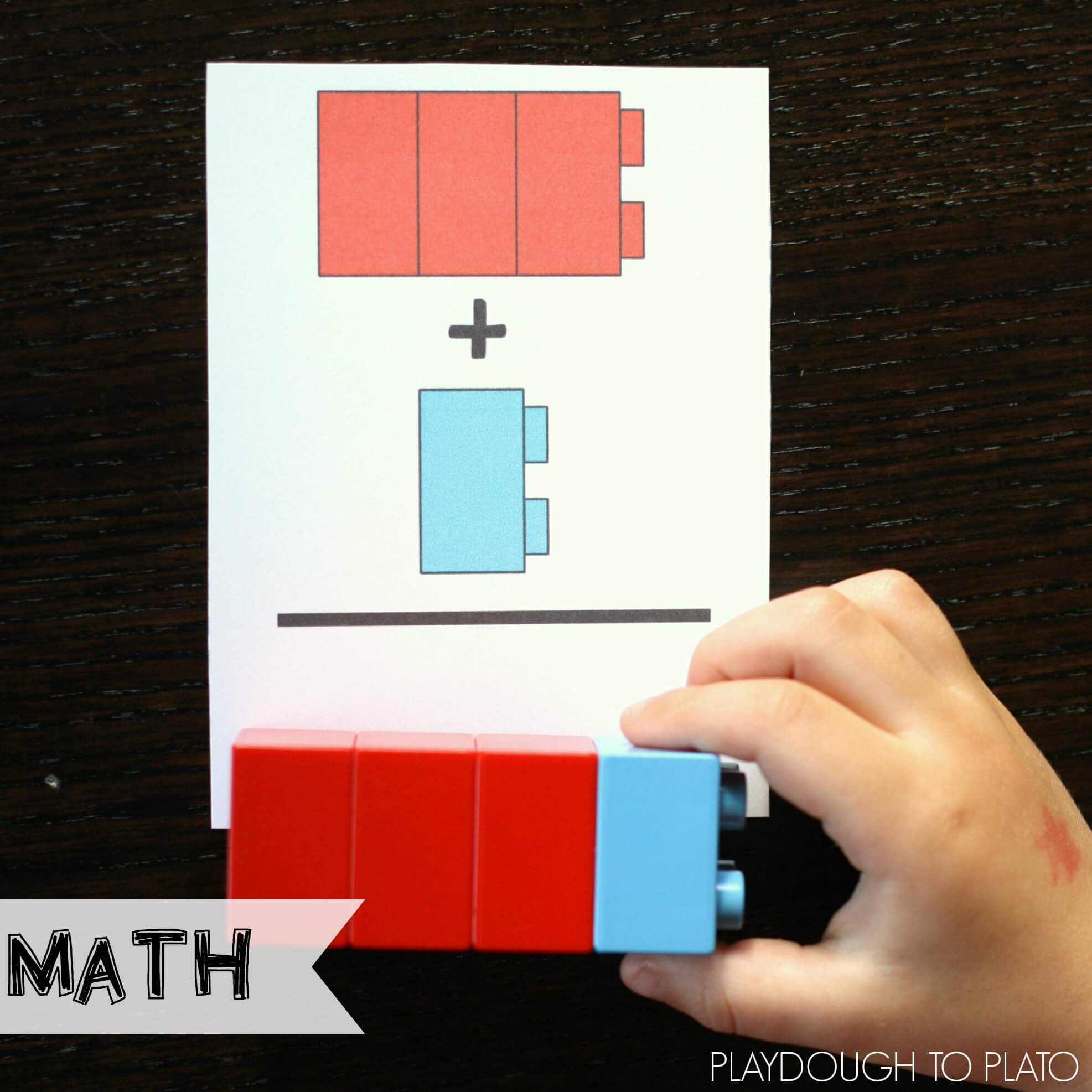 Kindergarten Activities - Playdough To Plato - Free Printable Kindergarten Math Activities