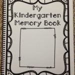 Kindergarten Memory Book | Kindergartenklub | Pinterest   Free Printable Preschool Memory Book