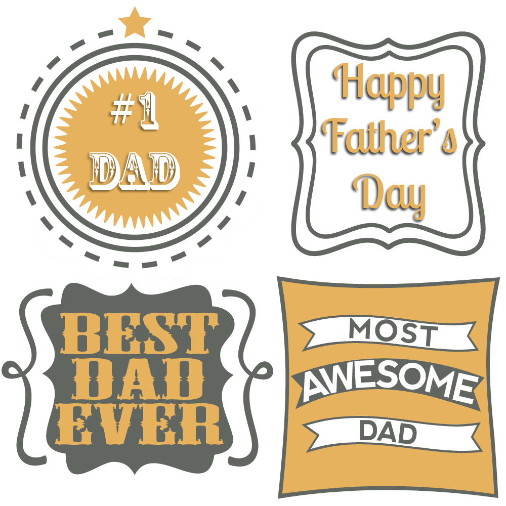 Last Minute Father's Day Printables | Superflash Creative - Free Printable Father's Day Labels