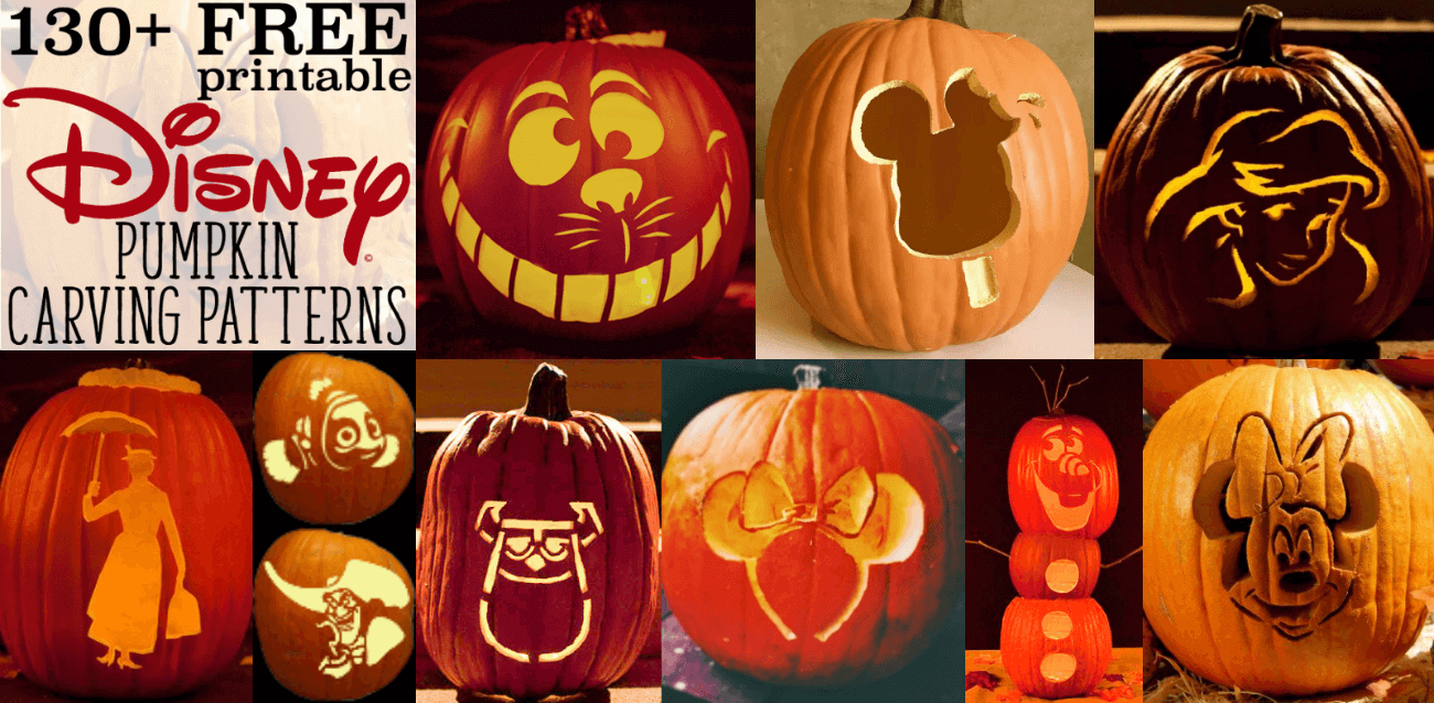 Latest 10+ Scary Halloween Pumpkin Carving Stencils Free 2018 - Scary Pumpkin Stencils Free Printable