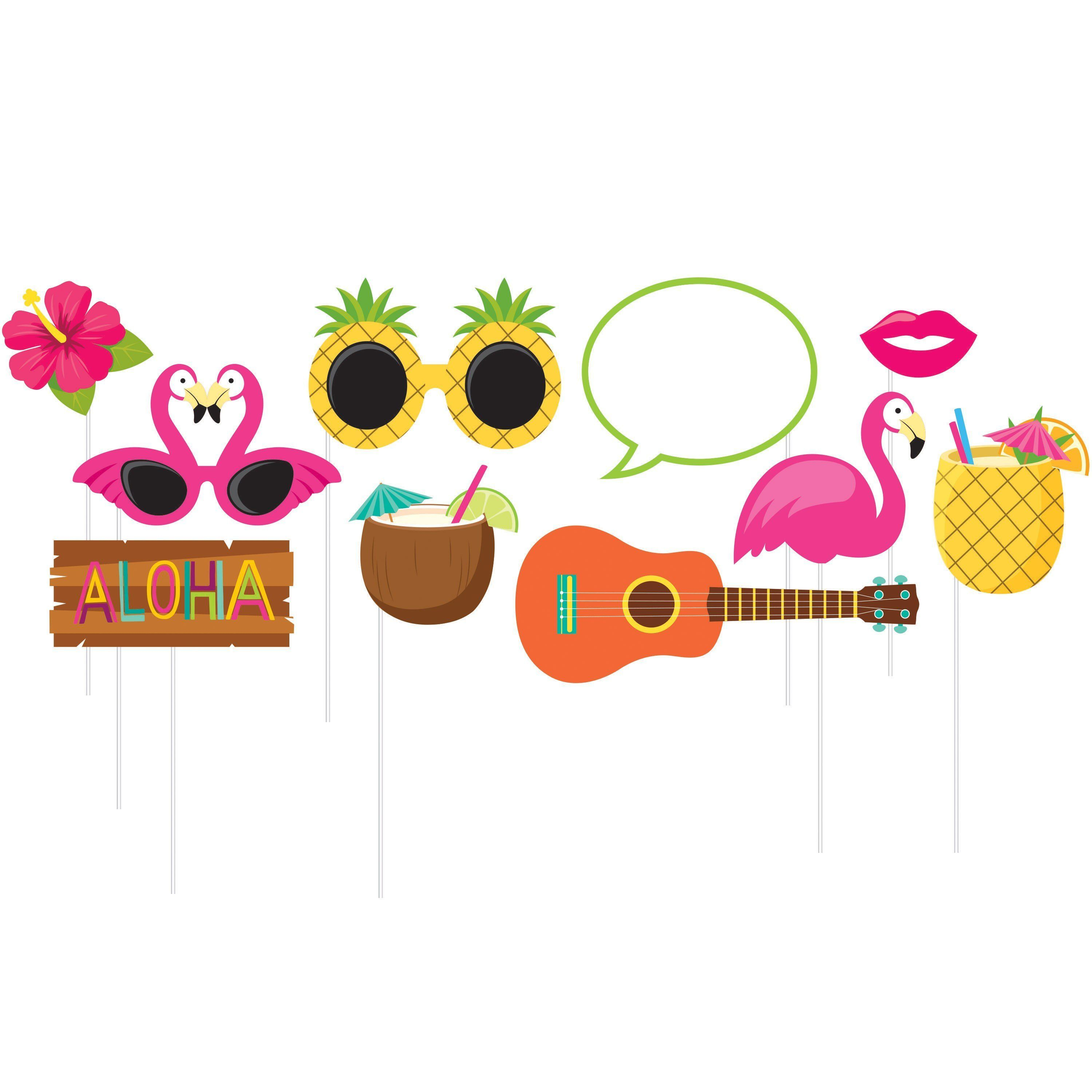 Lauu Photo Booth Props/case Of 60 | Gadget Photo | Pinterest | Luau - Hawaiian Photo Booth Props Printable Free