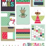 Lazy Christmas | Joyeaux Noel | Christmas, Christmas Printables   Free Printable Xmas Cards Download