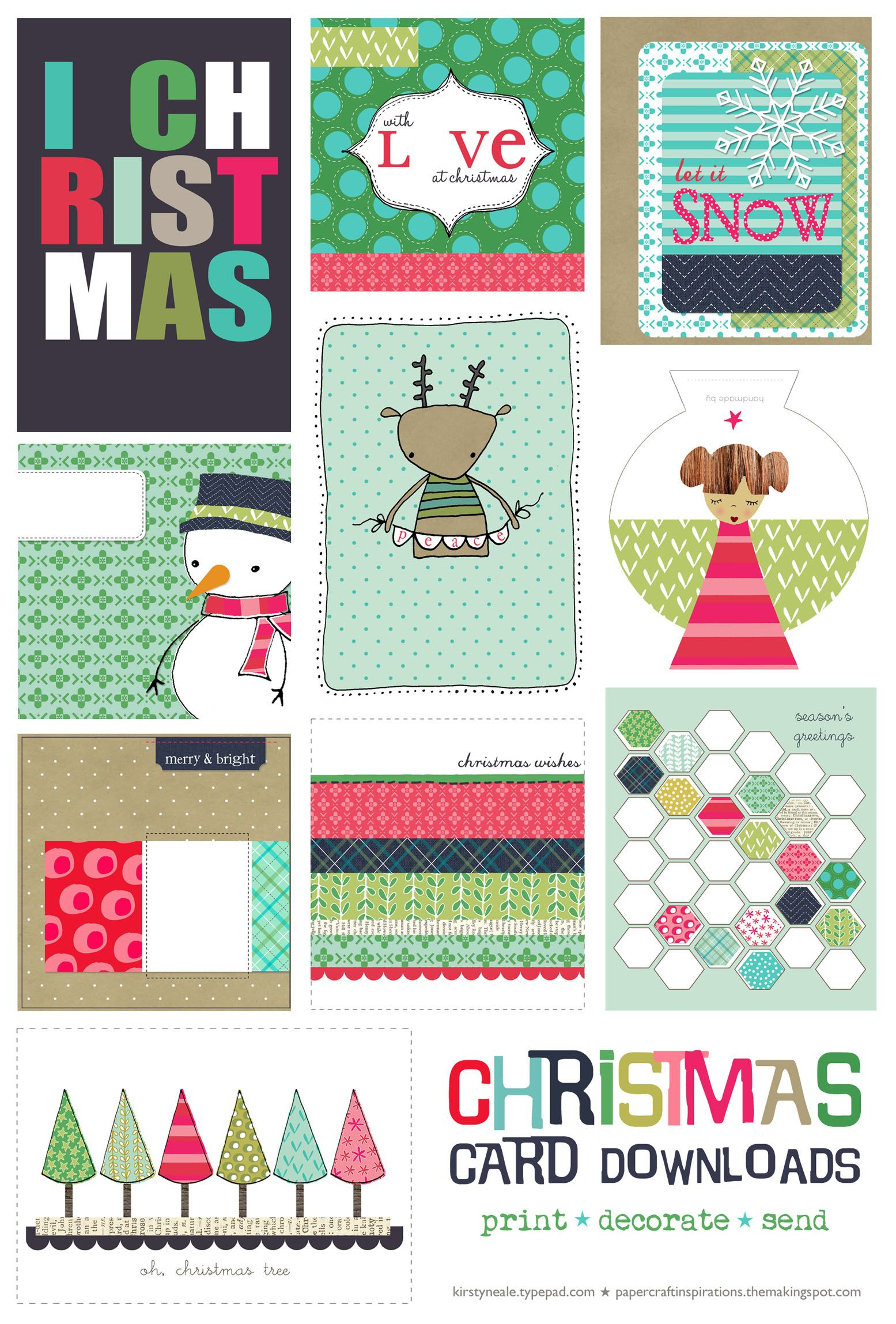 Lazy Christmas | Joyeaux Noel | Christmas, Christmas Printables - Free Printable Xmas Cards Download