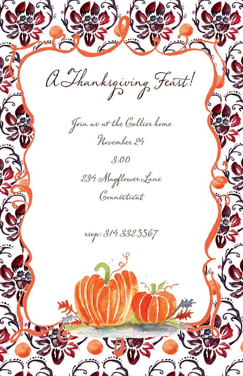 Leaf Invitations - Leaf Invitations And Leaf Announcement Papers For - Free Printable Fall Festival Invitations