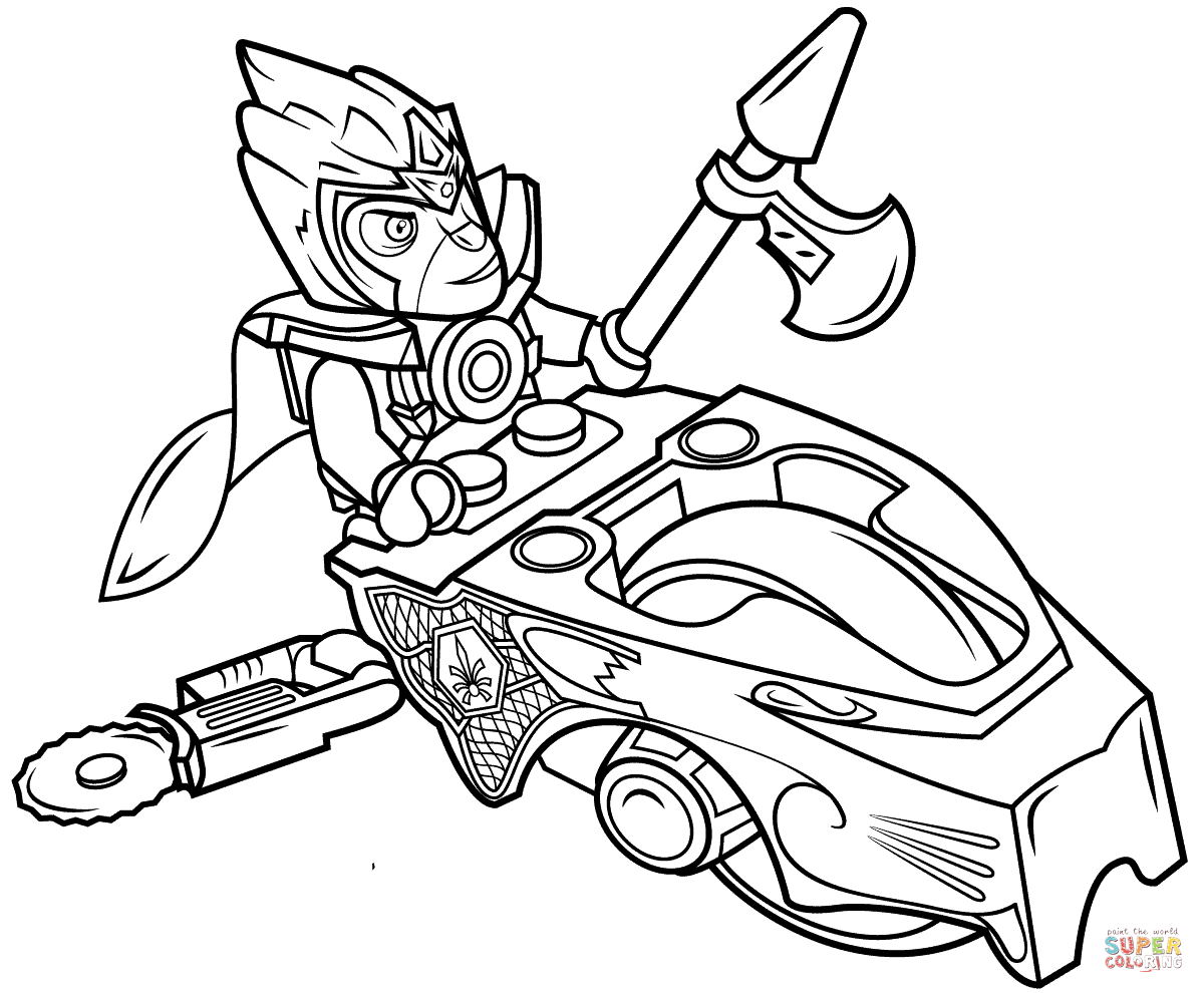 Lego Chima Speedorz Coloring Page | Free Printable Coloring Pages - Free Printable Lego Chima Coloring Pages