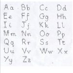 Letter Formation   Left Handed. Free!! Just In Case I Need This For   Free Printable Left Handed Worksheets