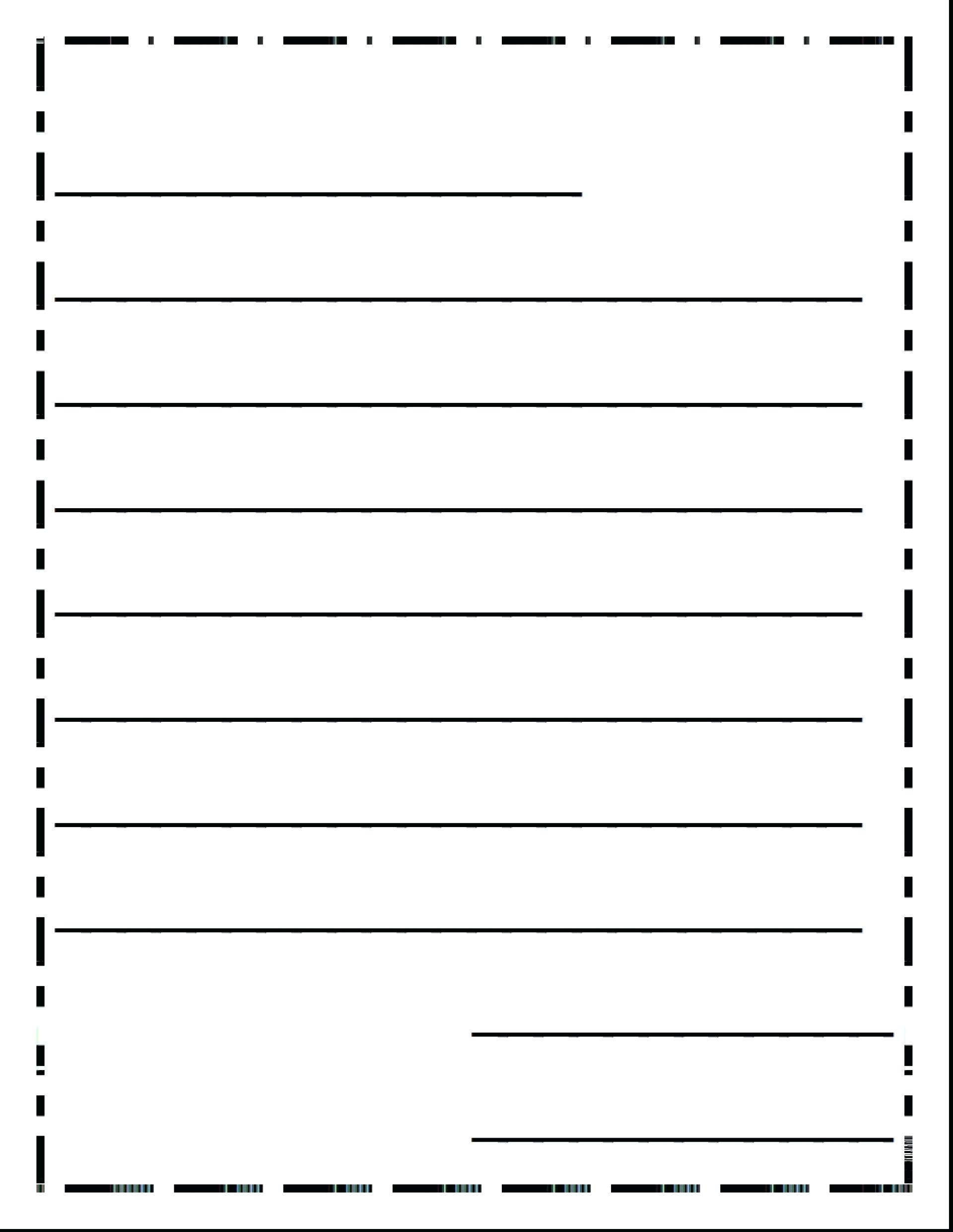 Letter Writing Template 2Nd Grade Printable Templates Writing - Free Printable Letter Writing Templates