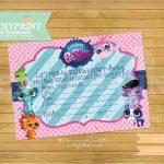Littlest Pet Shop Birthday Invitations | Birthdaybuzz – Littlest Pet Shop Invitations Printable Free