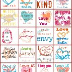 Love Is Kind Freeuse Stock   Rr Collections   Love Is Patient Love Is Kind Free Printable