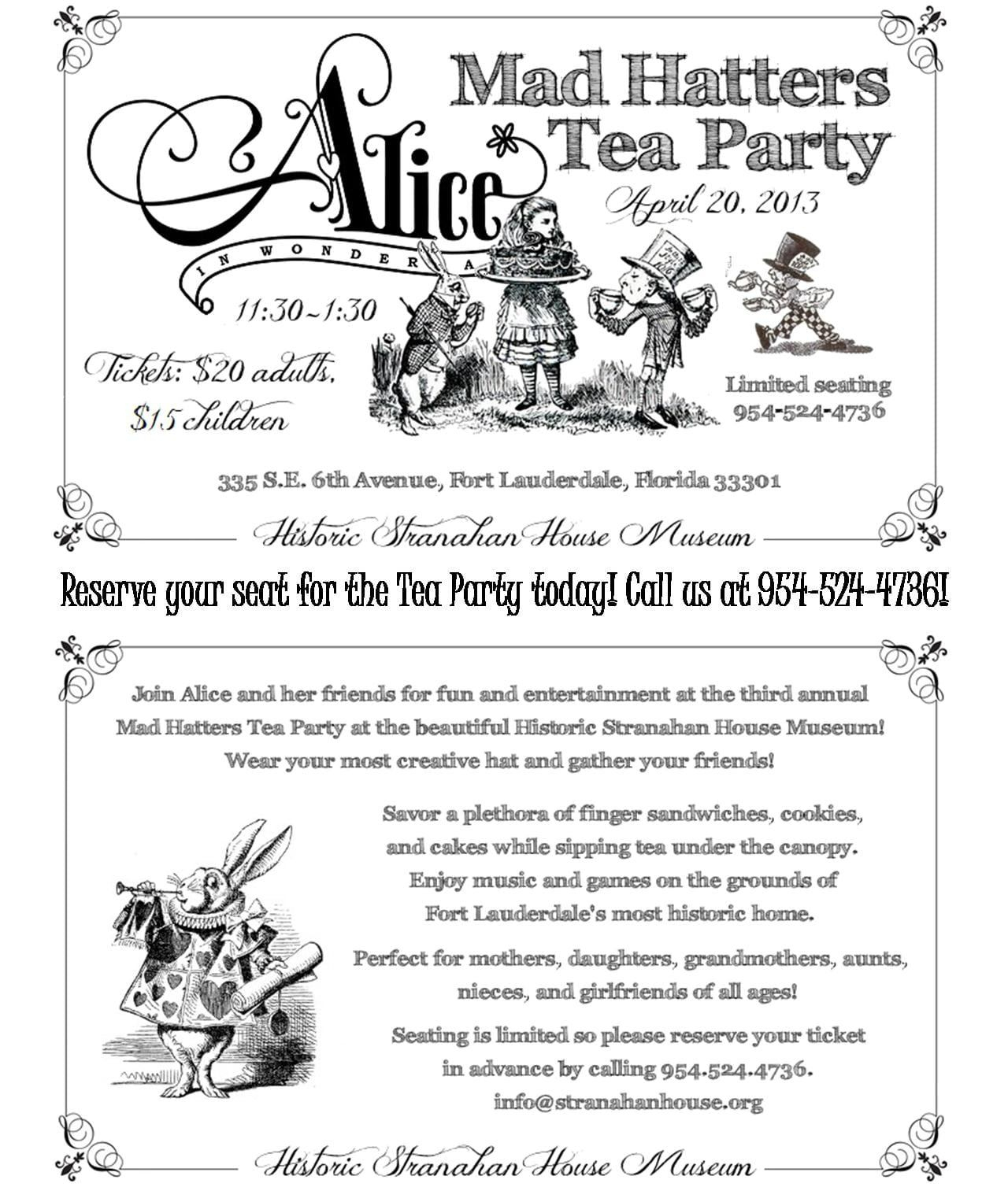 Mad Hatter Invitation Template Fresh Form For Mad Hatter Tea Party - Mad Hatter Tea Party Invitations Free Printable