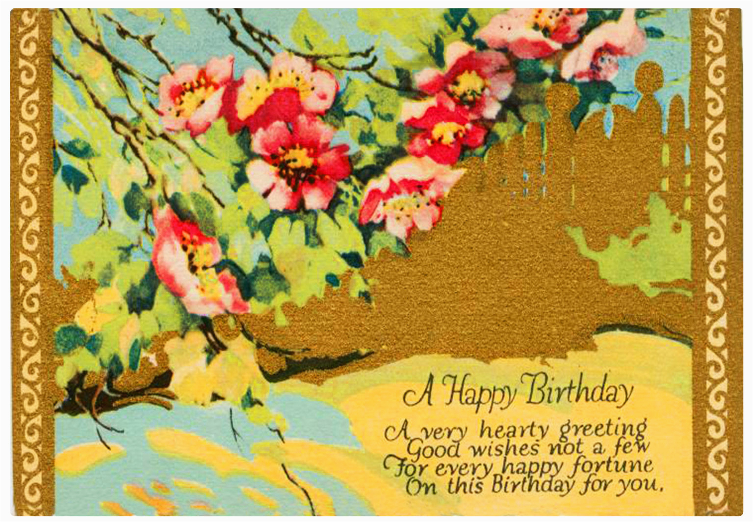 Make Birthday Cards Online For Free | Birthdaybuzz - Make Your Own Printable Birthday Cards Online Free