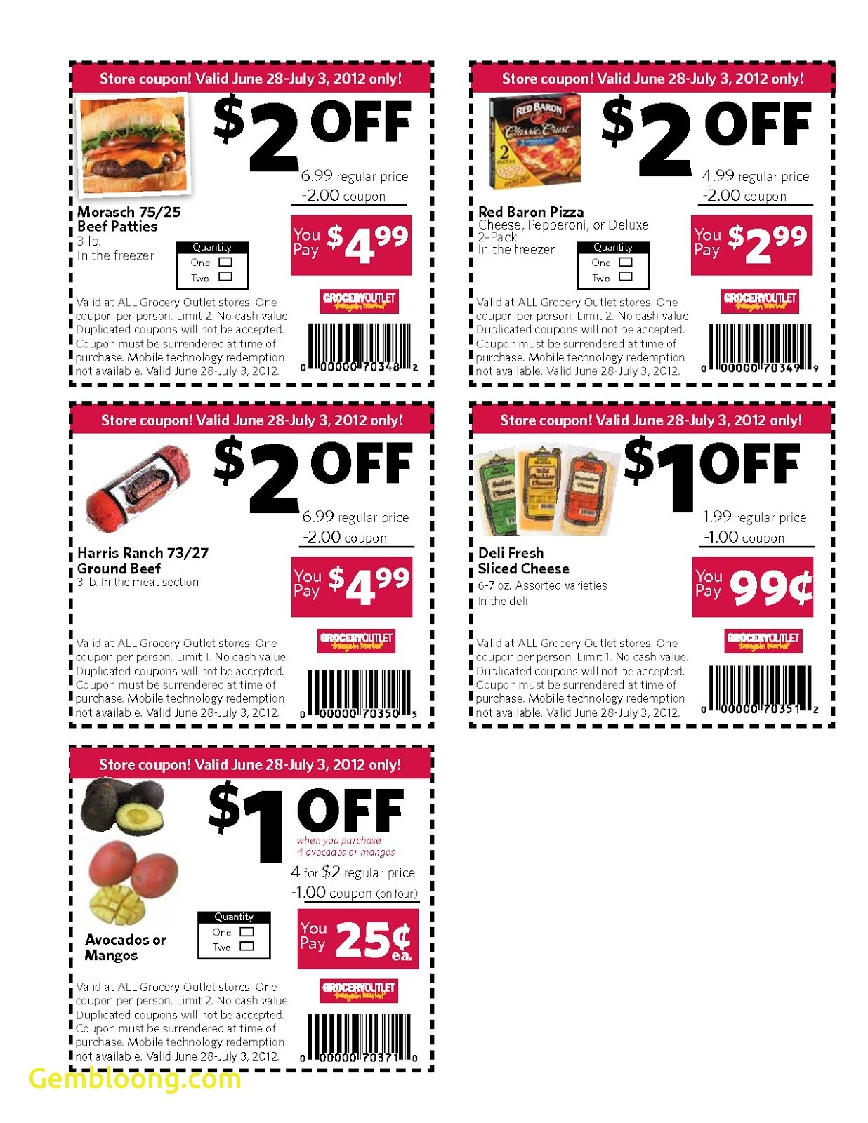 Manufacturers Coupons 2018 Printable Grocery - Free Printable Grocery Coupons