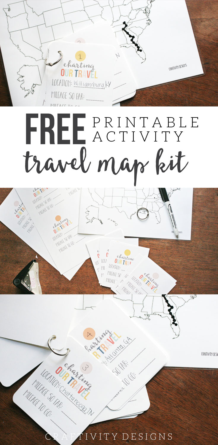 Map My Trip For Kids | Charting Travel With A Free Map Template - Free Printable Maps For Kids
