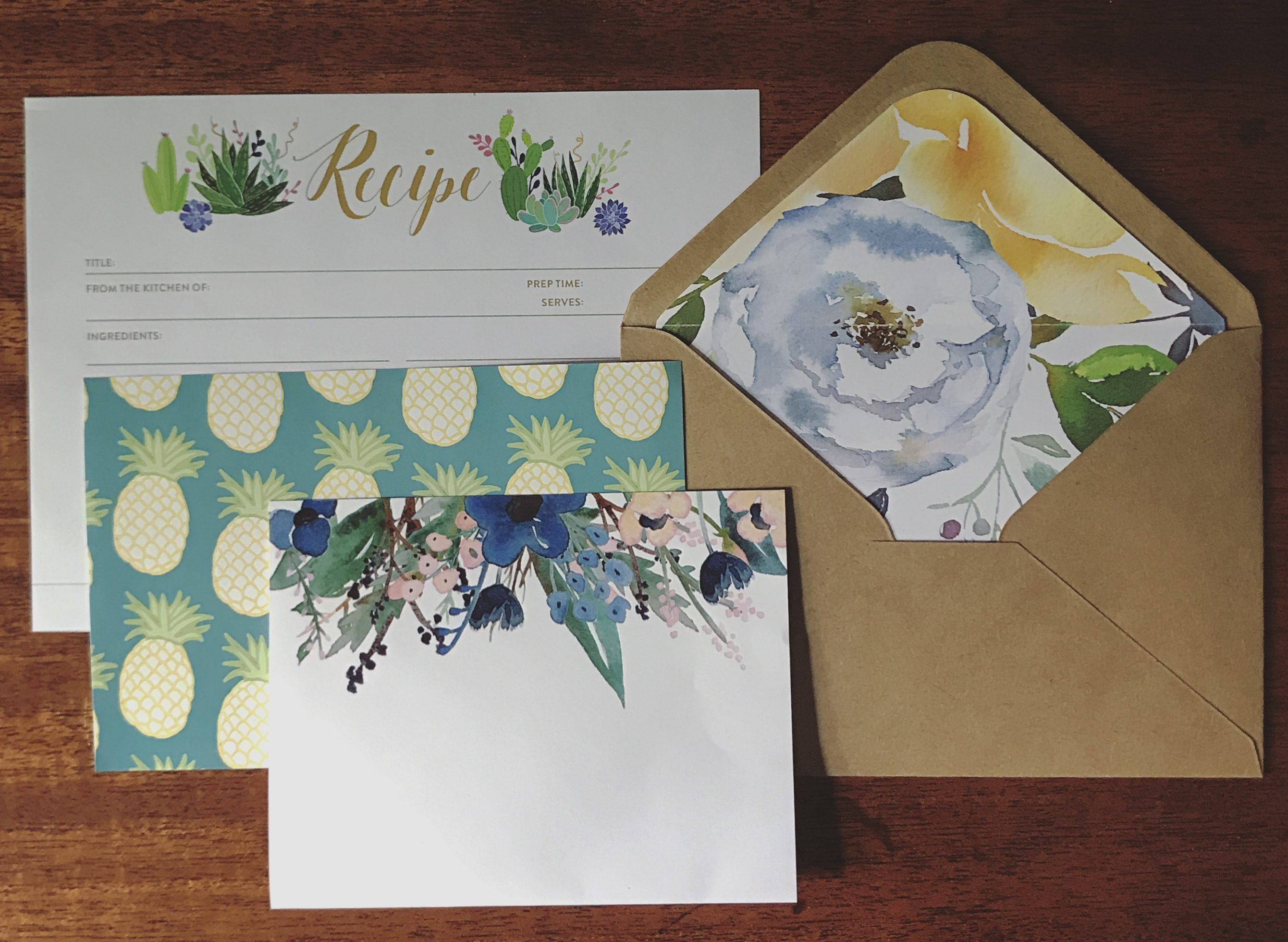 Maple Post's Top Picks For Free Printable Summer Stationery - Maple Post - Free Printable Sunflower Stationery