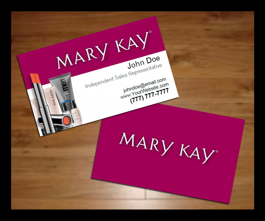 Mary Kay Business Card Holder | Business Cards - Free Printable Mary Kay Business Cards