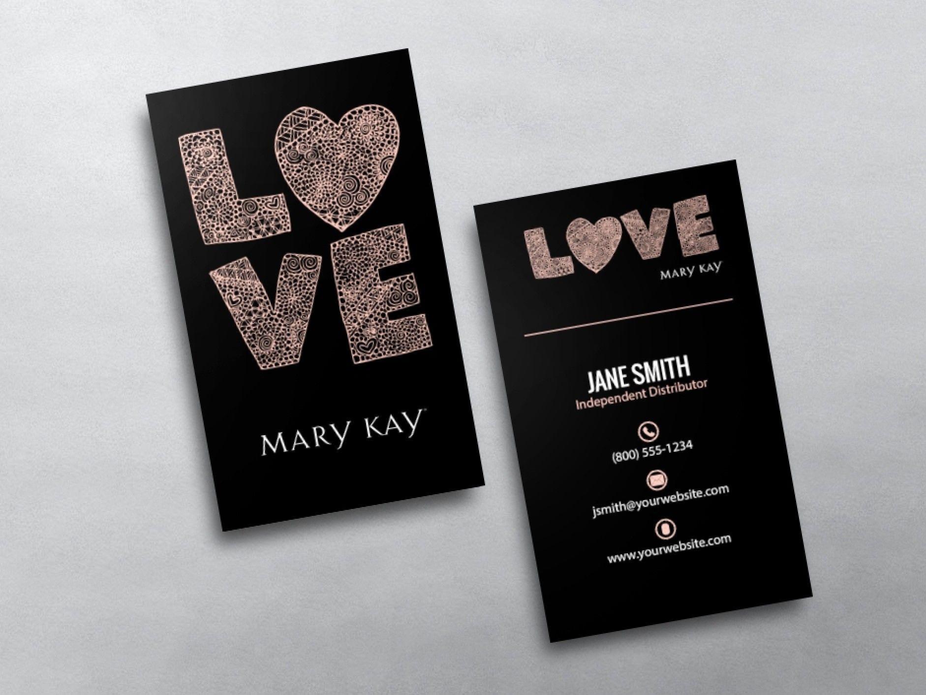 Mary Kay Business Cards | Mary Kay | Pinterest | Mary Kay, Free - Free Printable Mary Kay Business Cards