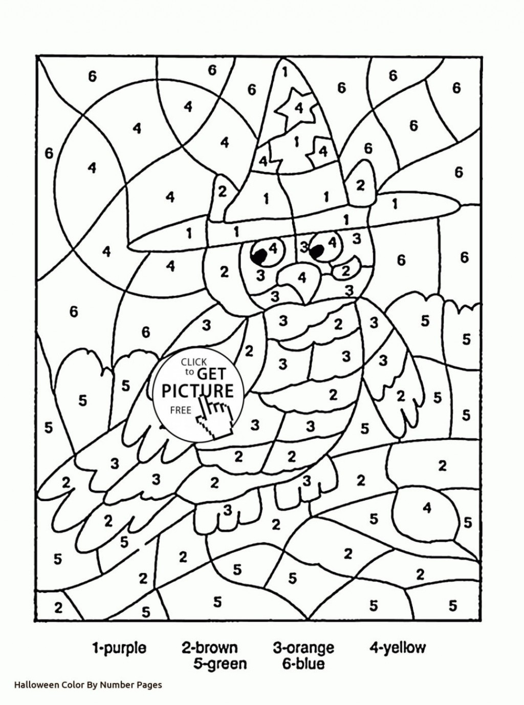 Math Worksheets Colornumber 4Th Grade Coloring Pages Fresh - Free Printable Multiplication Color By Number