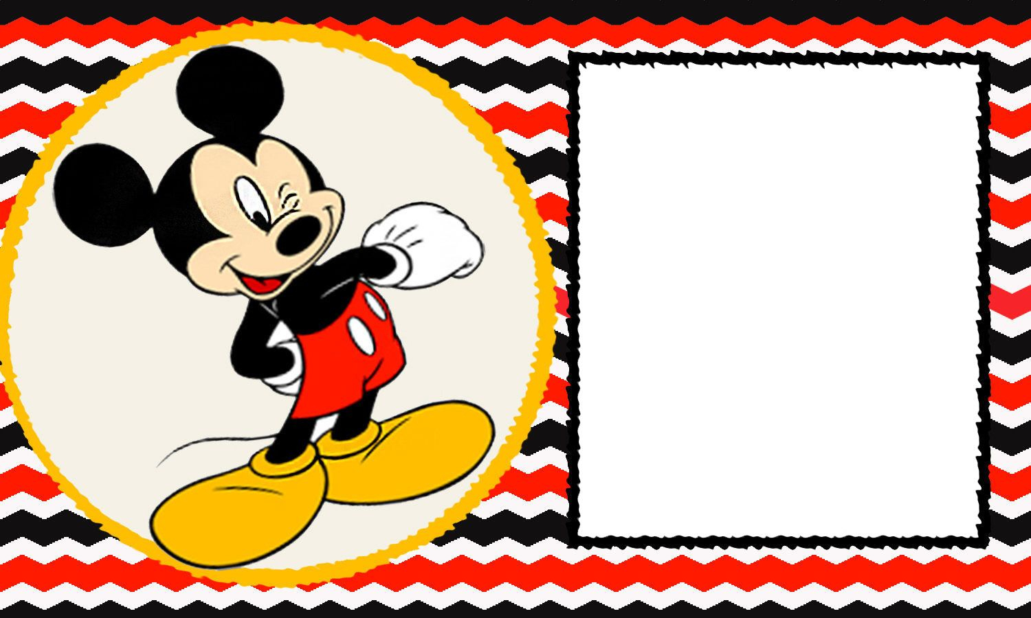 Mickey Mouse 1St Birthday | Desserts Cookies | Pinterest | Mickey - Free Printable Mickey Mouse Birthday Invitations